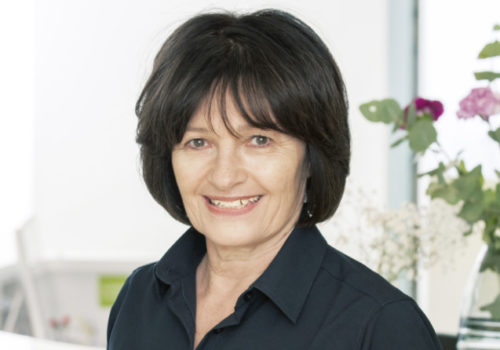 Dr Andrea Liebhold